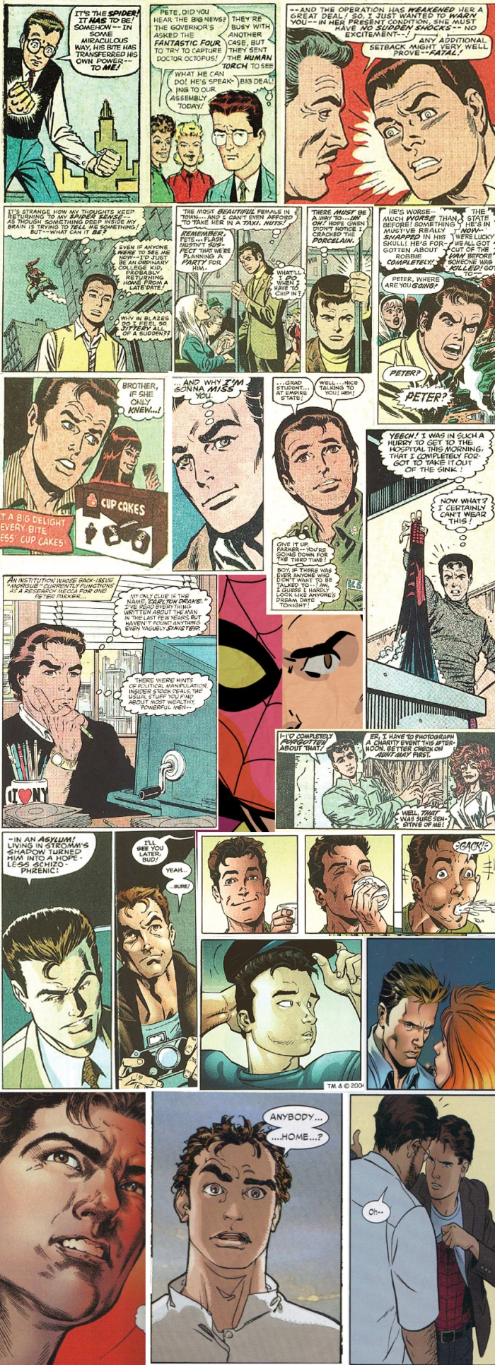 peter-parker-thru-time