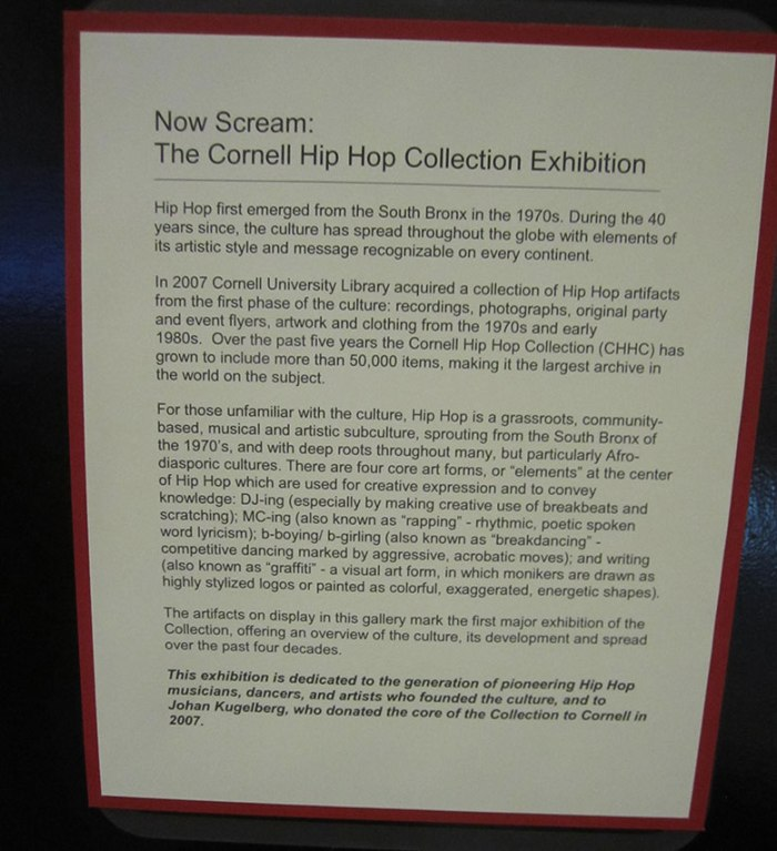 cornellhiphopcollection