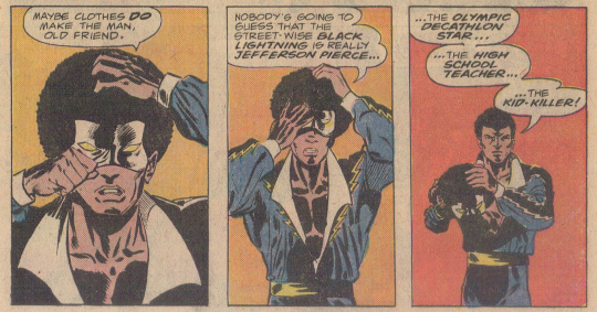 Black Lightning Always Strikes Twice Double Consciousness As A