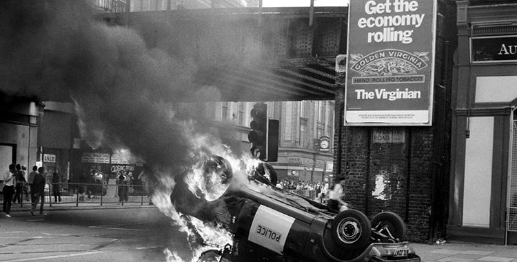 brixton riots dissertation