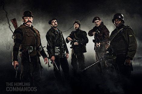 howling-commandos
