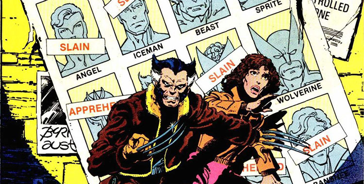 "Days of Future Then: Reflections on X-Men Comics & ""Days of Future Past""  (Part One of Two) 