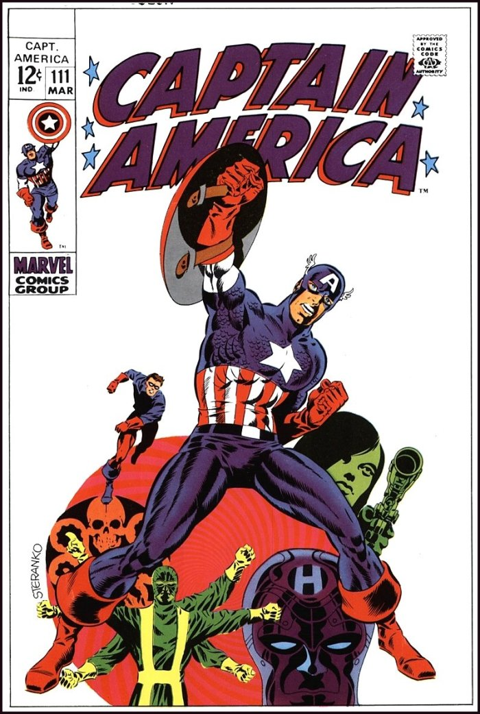 Jim_Steranko_Captain_America__111_cover
