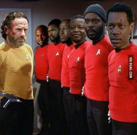 TWD-redshirts