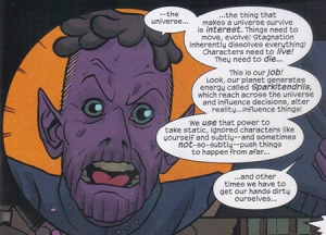 Alien Zdarsky is an asshole.