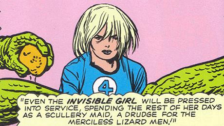 The Invisable Girl