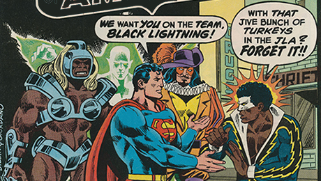 Striking Back: Black Lightning and Reading Race (part two