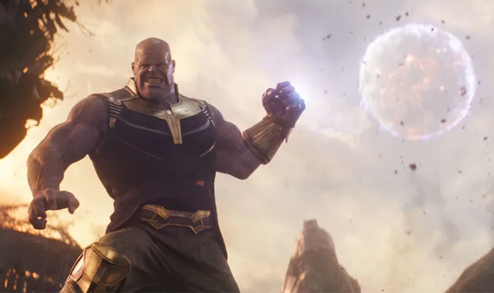 Despite the Genocide: Deconstructed Masculinity and Thanos